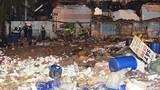 """Người chứng kiến vụ nổ ở TP HCM: """"Tôi ngỡ như tận thế"""""""
