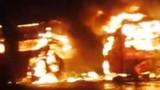 Vụ hai xe khách tông nhau: 10 thi thể đã có kết quả AND