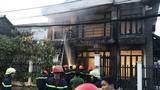 2 người tử vong trong vụ cháy lớn ở Sài Gòn