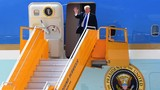Tổng thống Mỹ Donald Trump đã đến Đà Nẵng tham dự APEC