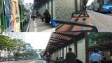 """Choáng ngợp trạm xe bus """"5 sao"""" tại trung tâm TP HCM"""