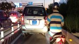 """Xe biển xanh """"chạy láo"""" trên cao tốc: Cục CSGT vào cuộc"""