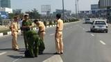 Đại úy CSGT lái ôtô tông chết 2 người là ai?