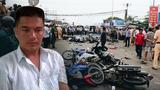 Tạm giữ hình sự tài xế xe container gây tai nạn kinh hoàng tại Long An