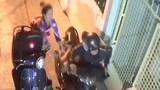 Bắt tên cướp giật ví, đạp ngã cô gái ở TP HCM