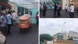 Lộ nguyên nhân quan tài xuất hiện trước cổng công ty Sanest Khánh Hòa