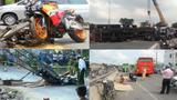 Những vụ tai nạn giao thông thảm khốc tuần qua
