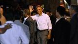 Chùm ảnh: Tổng thống Obama ăn bún chả Hà Nội