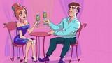 Sự khác biệt phát hoảng giữa trước và sau khi kết hôn