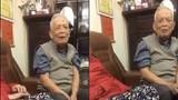 Ông ngoại 87 tuổi lên facebook khuyên cháu trai không mặc quần rách
