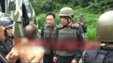 Ảnh: Hiện trường đấu súng nghẹt thở với trùm ma túy ở Sơn La