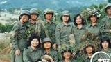Những hình ảnh kỳ lạ về nữ quân nhân Đài Loan