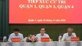 Ông Trần Lưu Quang: Xin lỗi bà con cử tri