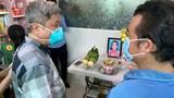 Thứ trưởng Nguyễn Trường Sơn tặng quà Trung thu cho các thiếu nhi mồ côi do dịch COVID-19