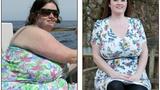 Người phụ nữ to như voi giảm 40kg trong 12 tháng