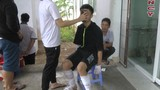 Hậu Giang: Nổ bình gas mini, 10 học sinh bị bỏng