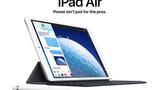 Apple trình làng iPad Air mới siêu mỏng, siêu nhẹ