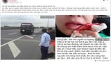 Nhà xe 'chặt chém' giá vé, trả khách giữa đường, còn đánh phụ nữ chảy máu mồm