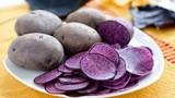 Những lợi ích sức khỏe bất ngờ của khoai tây tím