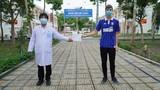 Thêm 2 bệnh nhân COVID-19 khỏi bệnh, Việt Nam có tổng 171/267 ca khỏi