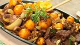 Các món ăn nội tạng hấp dẫn cực hút khách ở Hà Nội