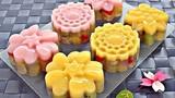 Tìm hiểu các loại bánh trung thu lạ mắt ai cũng thích mê