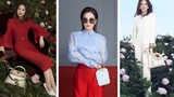 Triệu Vy khoe nhan sắc trẻ trung U50 trong bộ ảnh thời trang Xuân