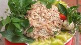 Gỏi cá mè – đặc sản Bắc Giang dân dã, ngon mà lạ