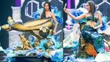"""Dàn mỹ nhân Miss Grand Thailand 2018 khiến sân khấu """"vỡ trận"""""""