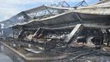 10.000m2 nhà xưởng Cty May Nhà Bè tan hoang sau vụ cháy