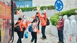 Y bác sĩ Trung Quốc rời Vũ Hán nói về chuyến đi thay đổi cuộc đời