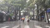 Dự báo thời tiết hôm nay 4/8: Hà Nội mưa gió mịt mù