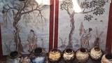 Cảnh tượng cực sốc bên trong mộ cổ vương giả Trung Quốc