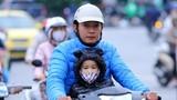 Không khí lạnh ảnh hưởng đến thủ đô Hà Nội về sáng và đêm