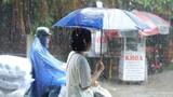 Thời tiết ngày 28/3: Bắc Bộ và Trung Bộ mưa rào và dông