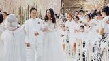 Hình ảnh chưa từng được tiết lộ trong đám cưới của Lâm Tâm Như
