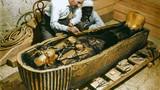 Bật nắp quan tài nổi tiếng nhất Ai Cập, bất ngờ thấy thứ bên trong