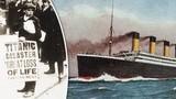 Tiết lộ những con số gây sốc trong thảm họa chìm tàu Titanic