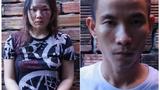 Lật tẩy 2 đối tượng Trần Thị Ánh Nguyệt và Nguyễn Văn Trường ở Vũng Tàu