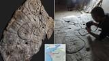 Giải mã bí mật tấm bản đồ lâu đời nhất ở châu Âu