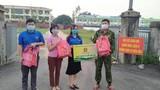 Tết thiếu nhi 1/6 đặc biệt trong khu cách ly tập trung Bắc Giang