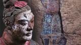 Gương mặt thần bí chỉ xuất hiện 5 phút trong lăng mộ Tần Thủy Hoàng
