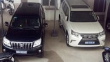 Công ty của Phó TGĐ Tô Công Lý vừa bị bắt từng tặng Cà Mau 2 xe Lexus