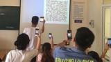 Sinh viên ĐH Luật hoang mang khi trường áp dụng hình thức điểm danh 4.0