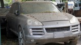 Porsche, Lexus... tiền tỷ phủ bụi, 'bỏ xó' trong bãi giữ xe ở Hà Nội