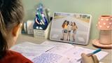 Bé gái Quảng Ninh viết thư động viên y, bác sĩ chống dịch Covid-19 gây sốt