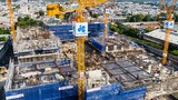 Xây dựng Hoà Bình báo lãi quý 1 lao dốc 95% còn hơn 5 tỷ