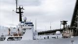 Tàu chiến Mỹ cạo sạch sơn, chuẩn bị bàn giao cho Việt Nam