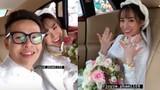 Con gái Minh Nhựa tổ chức tiệc đoán giới tính thai nhi đặc biệt