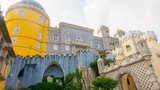 Bên trong lâu đài Disneyland dành cho người lớn